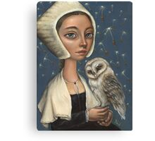 Lady Lovell Canvas Print