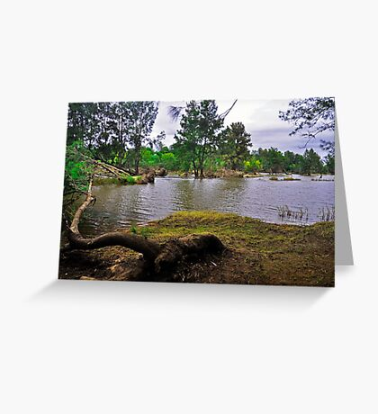 The Reserve Greeting Card