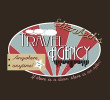 Elizabeth's travel agency by rkrovs