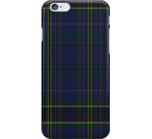 01663 Benyon of Wales Tartan Fabric Print Iphone Case iPhone Case/Skin