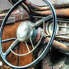 Packard Dash Hdr by Brandon Taylor