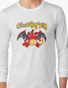 Chargaryen, I Choose You Long Sleeve T-Shirt