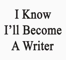 I Know I'll Become A Writer by supernova23