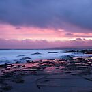 Snapper Rock Sunset by Will Hore-Lacy