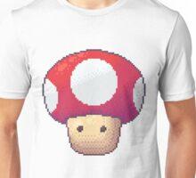 Red Mushroom Unisex T-Shirt