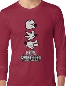 West Side (Rock-Paper-Scissors) Long Sleeve T-Shirt
