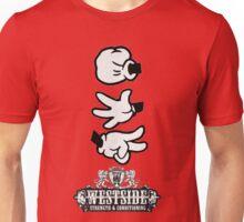 West Side (Rock-Paper-Scissors) Unisex T-Shirt