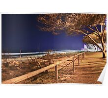 Surfers Paradise Qld Poster
