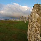 Callanish Stone by kalaryder