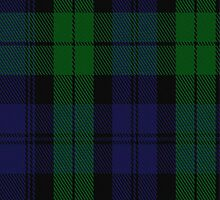 01687 Black Watch Military Tartan Fabric Print Iphone Case by Detnecs2013