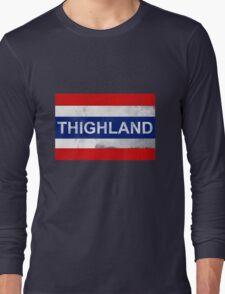 Thighland Long Sleeve T-Shirt
