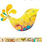 B is for Bird by Kathy Panton