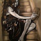 The Light on the Stair by Heidi Erisman