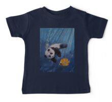 Panda Diver Baby Tee