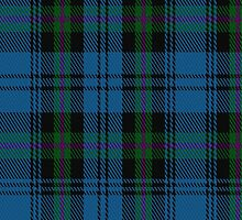 01695 Blanton Clan/Family Tartan Fabric Print Iphone Case by Detnecs2013