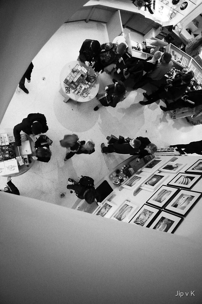 Guggenheim, store by Jip v K