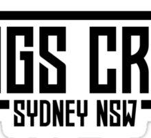 Kings Cross Sticker