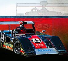 1969 Elfin ME5 by Stuart Row
