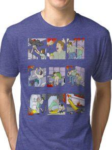Fight Club Air Manual Tri-blend T-Shirt