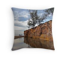 Brinkin: Northern Territory Throw Pillow