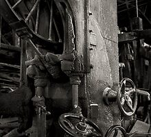 old sawmill by naphotos