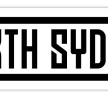 North Sydney Sticker