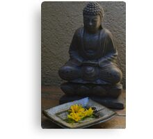 """Meditation"" Canvas Print"
