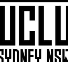 Vaucluse Sticker