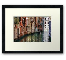 Towards the Light Framed Print
