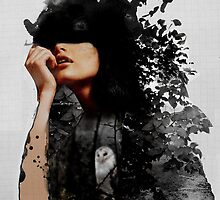 her hidden wisdom by Loui  Jover