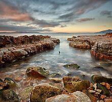 Bellerive Bluff Sunrise #14 by Chris Cobern