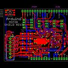 Arduino Motor Shield Reference Design by Rupert  Russell