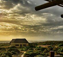 Cape Aghulas coast, South Africa  by Johanna26