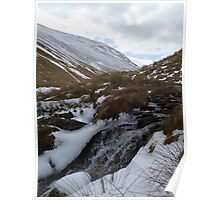 Souther Fell - Cumbria Poster