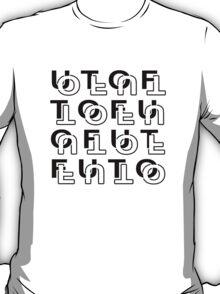 TofutOfutoFutofU T-Shirt