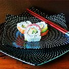 Sushi for One by Calelli
