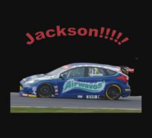 Matt Jackson Ford BTCC by victor55