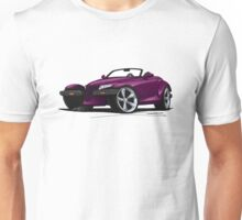 Plymouth Prowler Purple Unisex T-Shirt