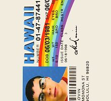 Superbad Mclovin Driver's licence Iphone case by Cameron Jones