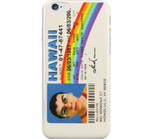 Superbad Mclovin Driver's licence Iphone case iPhone Case/Skin
