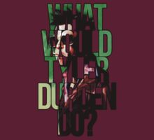 What would Tyler Durden do? by JustCarter