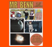 Mr Benn's Final Adventure by ori-STUDFARM