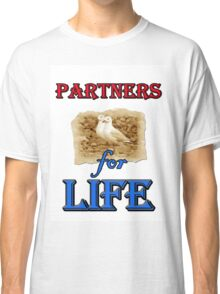 PARTNERS FOR LIFE Classic T-Shirt