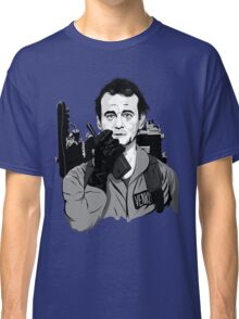Ghostbusters Peter Venkman illustration Classic T-Shirt