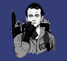 Ghostbusters Peter Venkman illustration Unisex T-Shirt