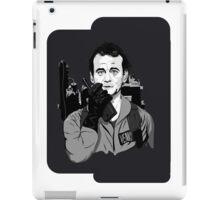 Ghostbusters Peter Venkman illustration iPad Case/Skin