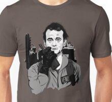 Ghostbusters Peter Venkman Bill Murray illustration Unisex T-Shirt