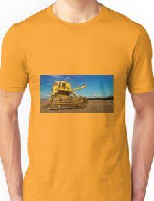 Cutting the corn Unisex T-Shirt
