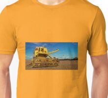 Cutting the corn Unisex T-Shirt