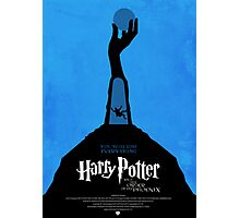 Harry Potter and the Order of the Pheonix Photographic Print